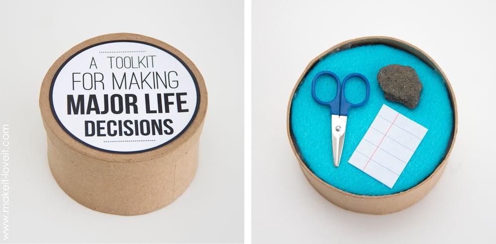 paper rock scissors decisions