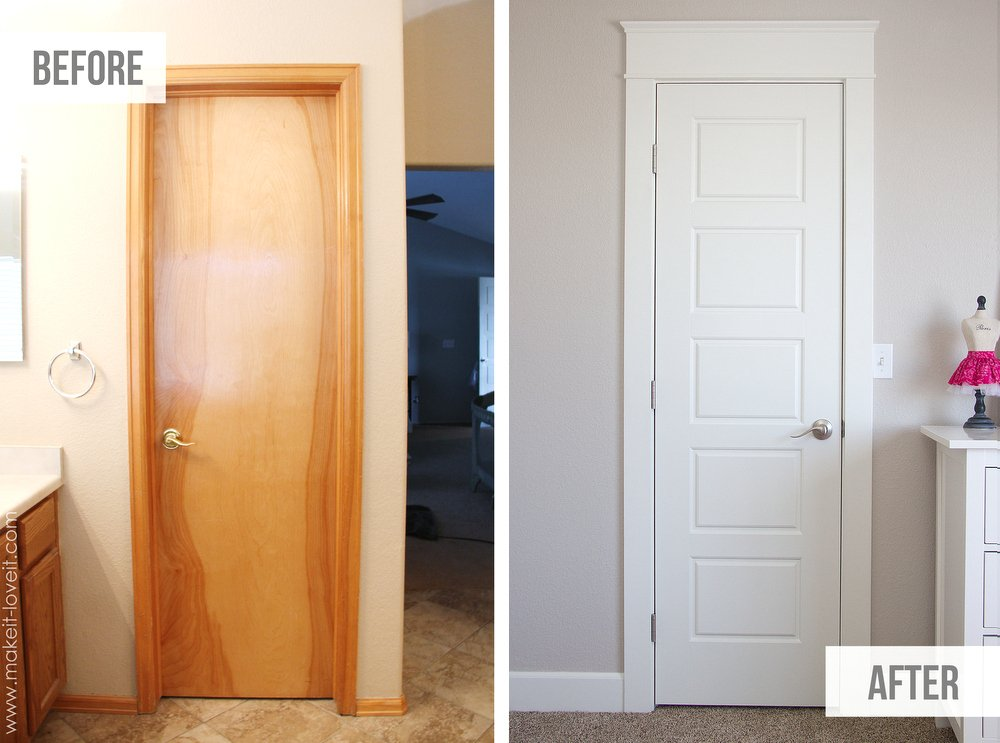 DIY: Installing A Pre Hung Door (the EASY Way).