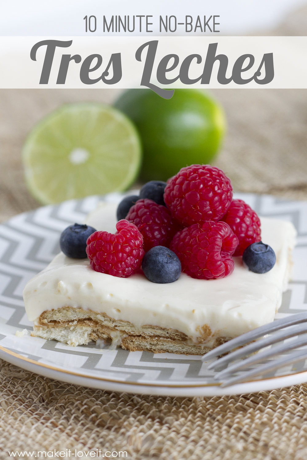 10 minute no bake tres leches dessert 1