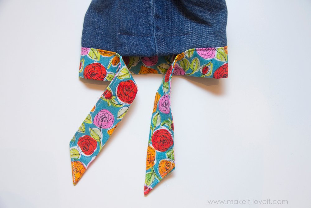 Cut-Off-Jeans-with-Fabric-Hem-and-Side-Knot-29