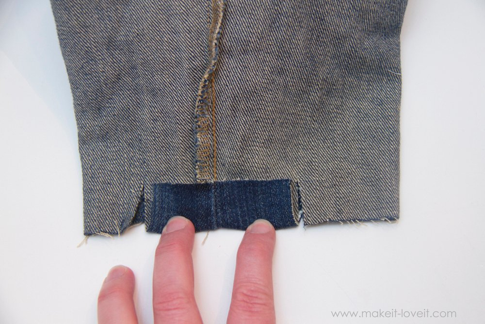 Cut-Off-Jeans-with-Fabric-Hem-and-Side-Knot-5