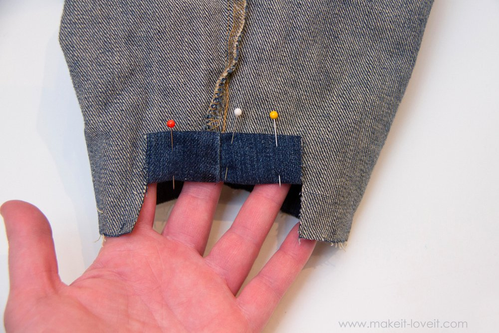 Cut-Off-Jeans-with-Fabric-Hem-and-Side-Knot-6