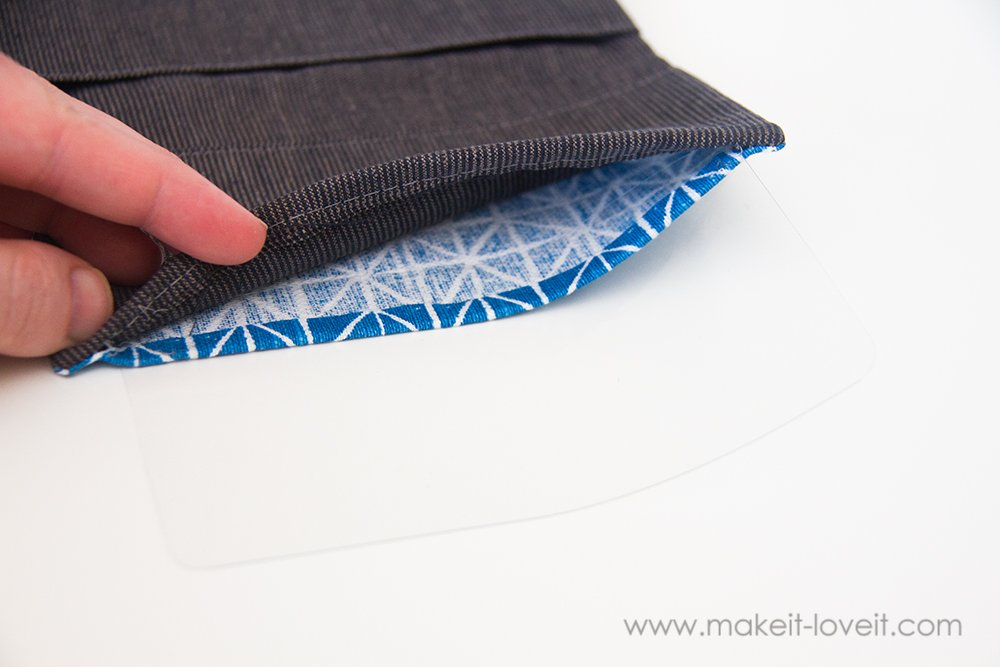 Fabric Check Book Cover (13)