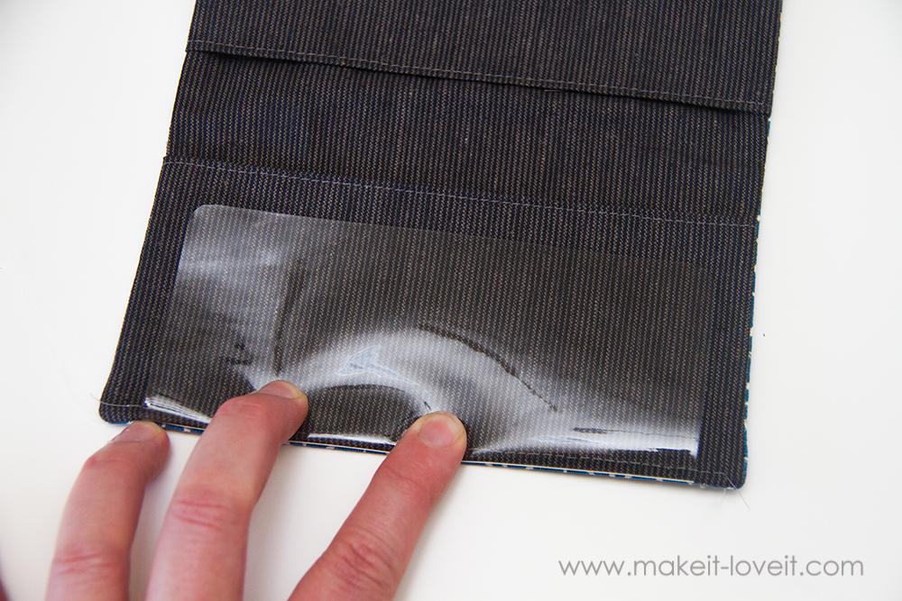 Fabric Check Book Cover (15)