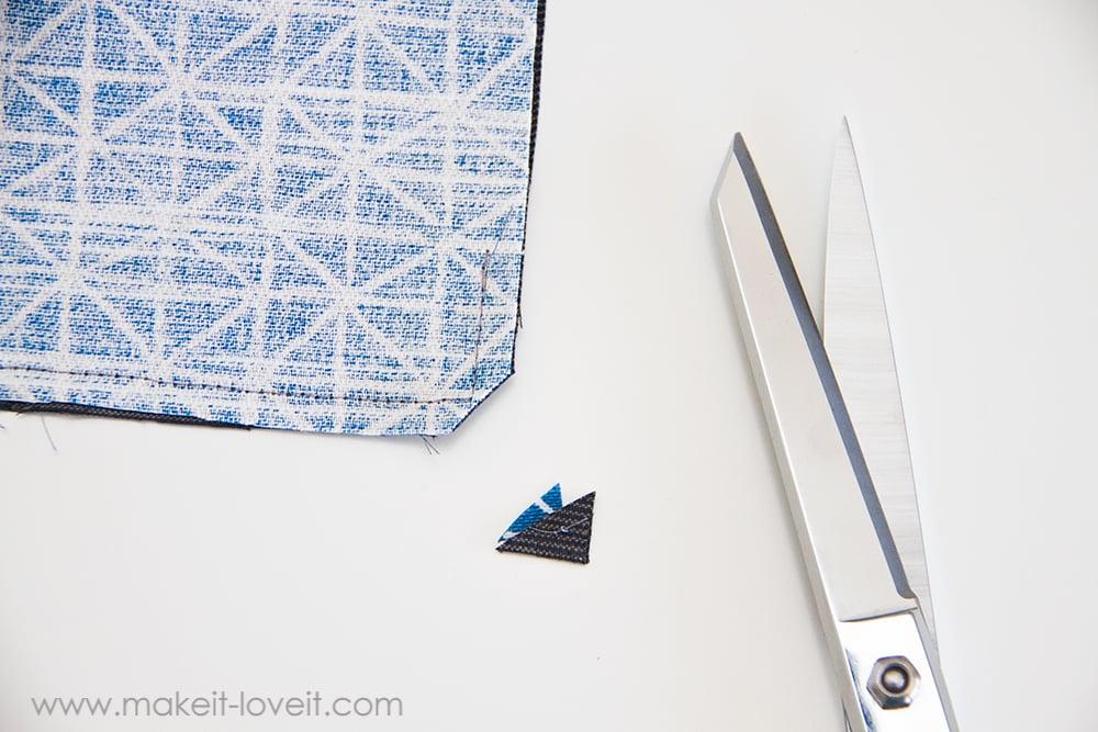 Fabric Check Book Cover (8)