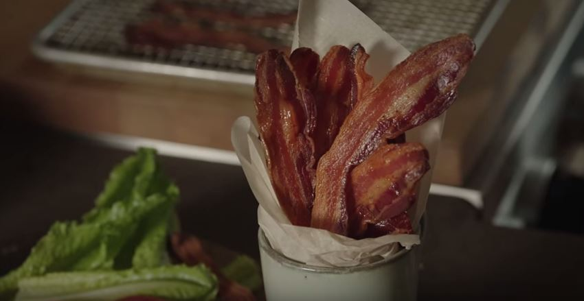 An easy way to cook the perfect bacon!