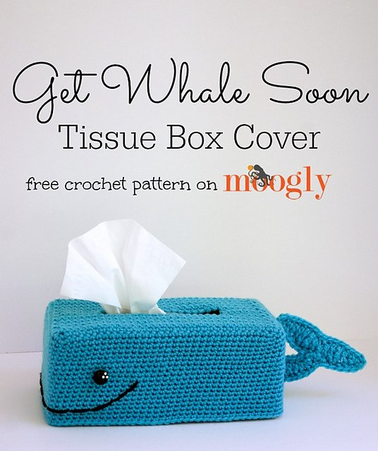 Ravelry: Elephant Tissue Box Cover pattern by Nicole Riley | 640x536