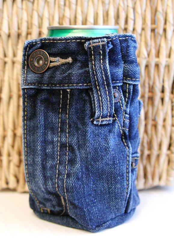 35 Creative Diy Craft Ideas For What To Do With Old Jeans