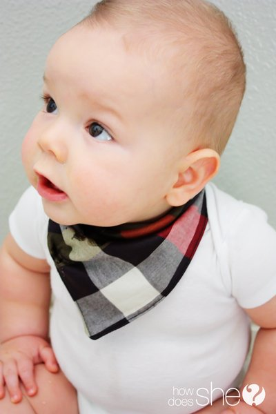 18 Simple Baby Bib Tutorials