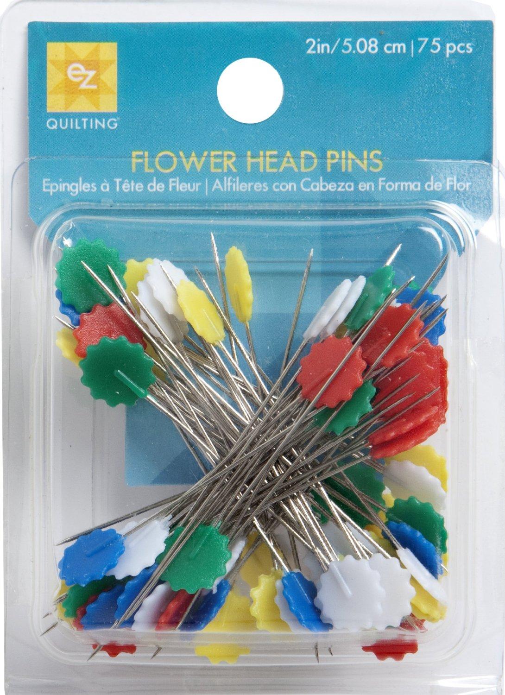 1 straight pins