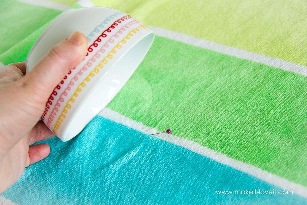 Swimming towel poncho (2)