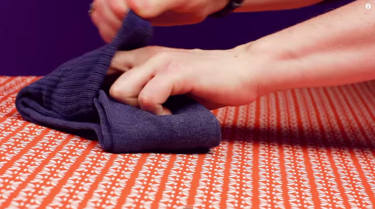 Clothes folding hacks you will want to know