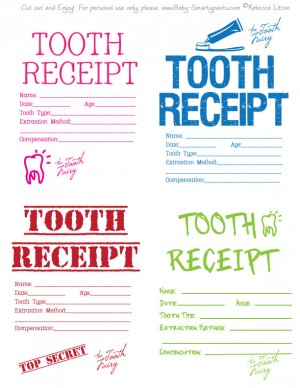 photo relating to Tooth Fairy Ideas Printable titled Magical Enamel Fairy Programs
