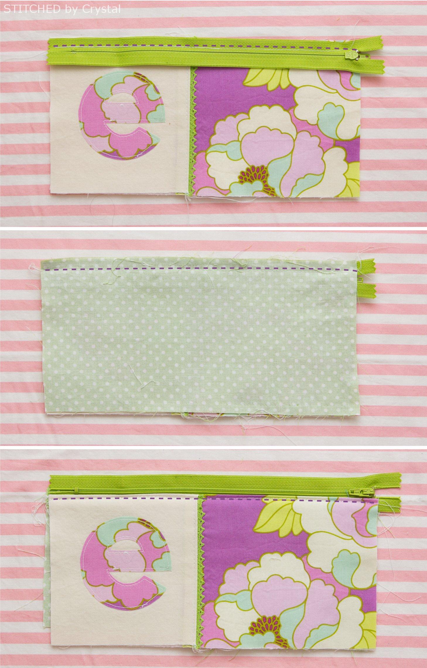 Zipper pouch tutorial (7)