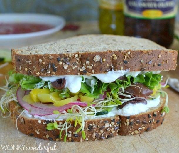 Greek-Vegetable-Sandwich-Feta-Spread-77
