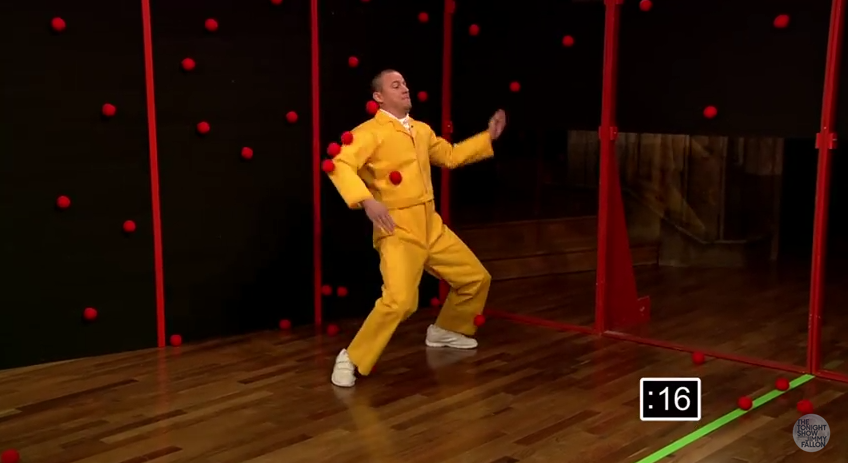 Woosified dodgeball