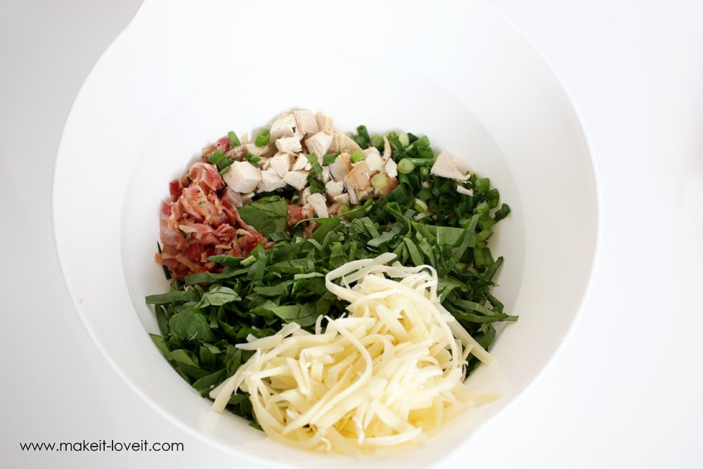 Swiss chicken crepes with spinach (7)
