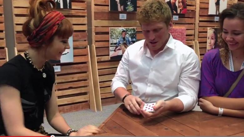 magic card trick