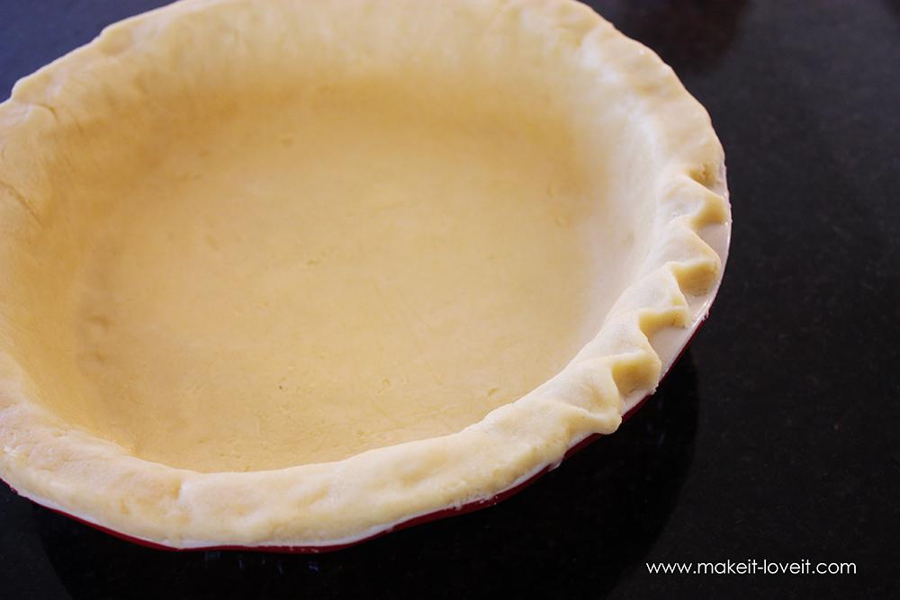 perfect no fail pie crust (8)