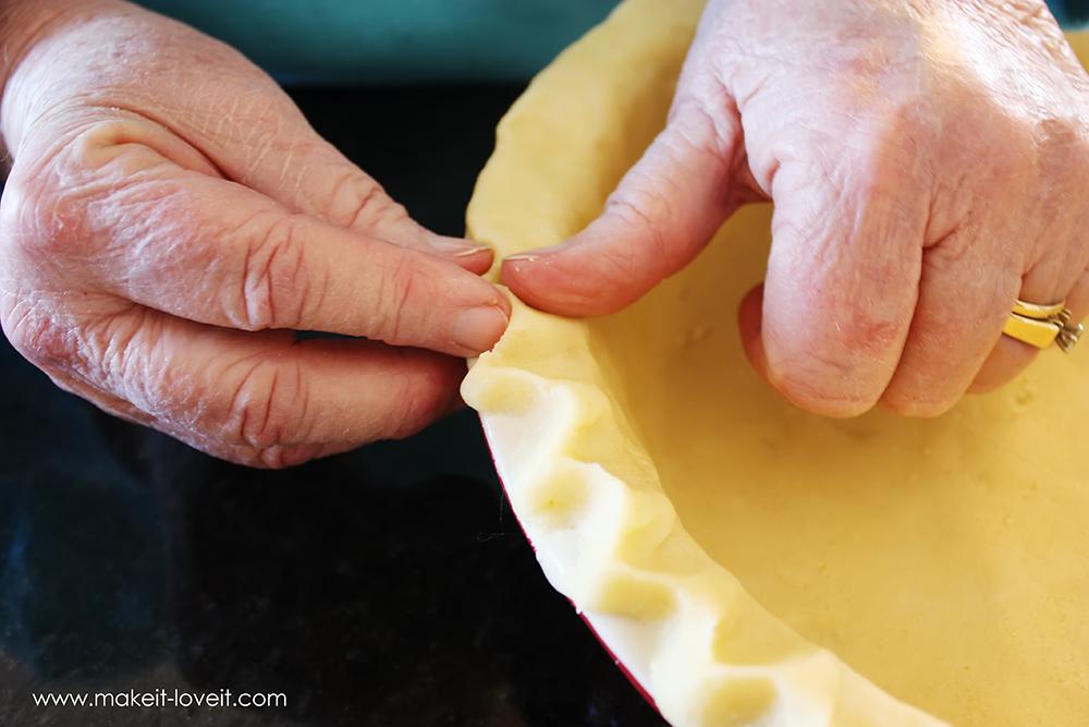 perfect no fail pie crust (9)