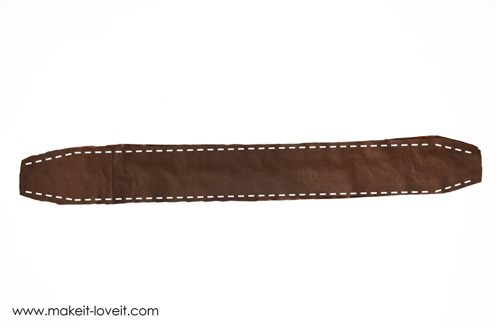 reversible wrap belt (19)