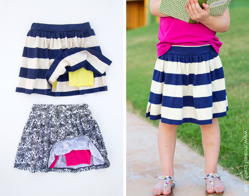 Back-to-School-Skirt-with-Attached-Shorts-6