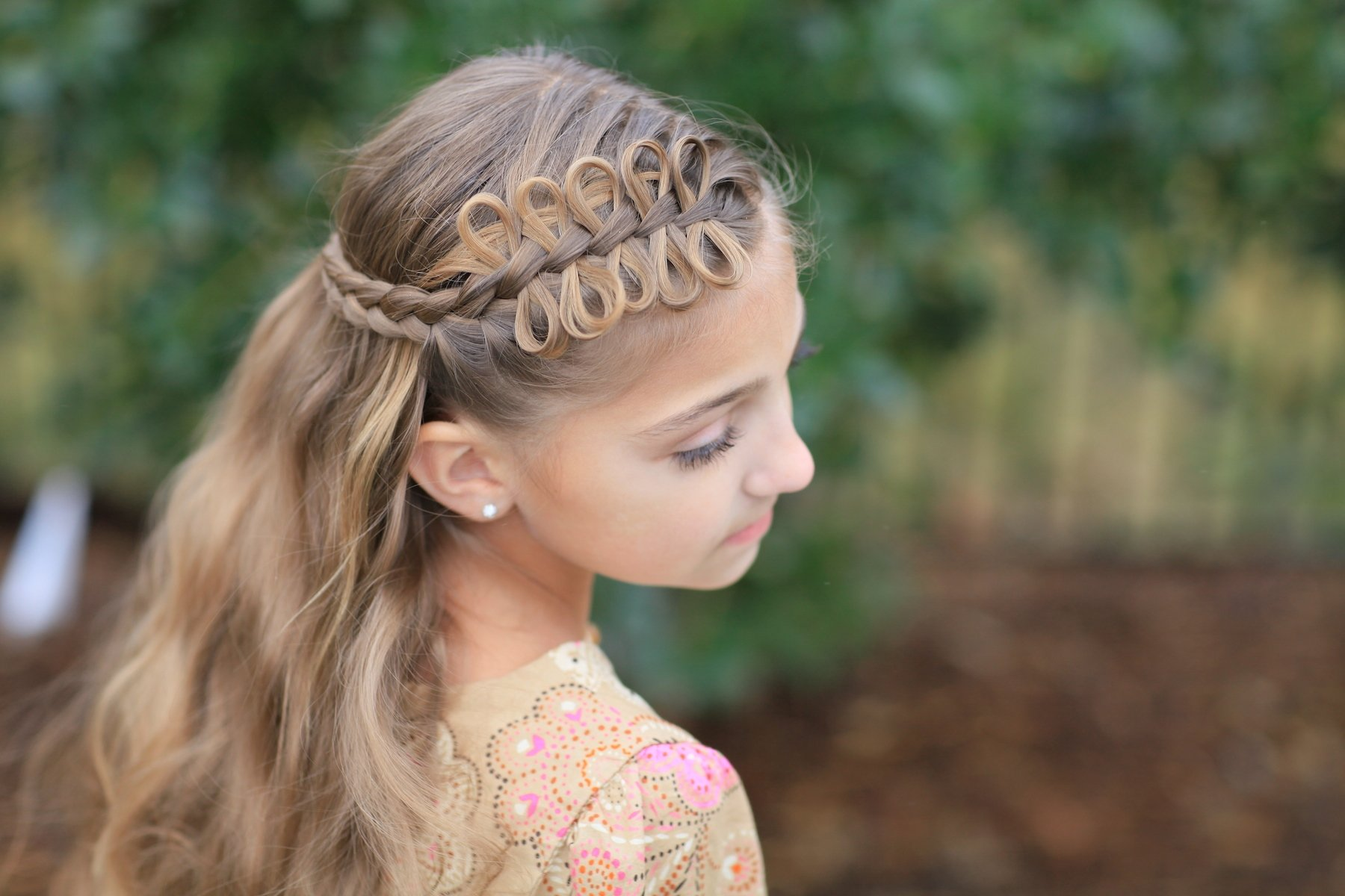 25 Little Girl Hairstyles You Can Do Yourself