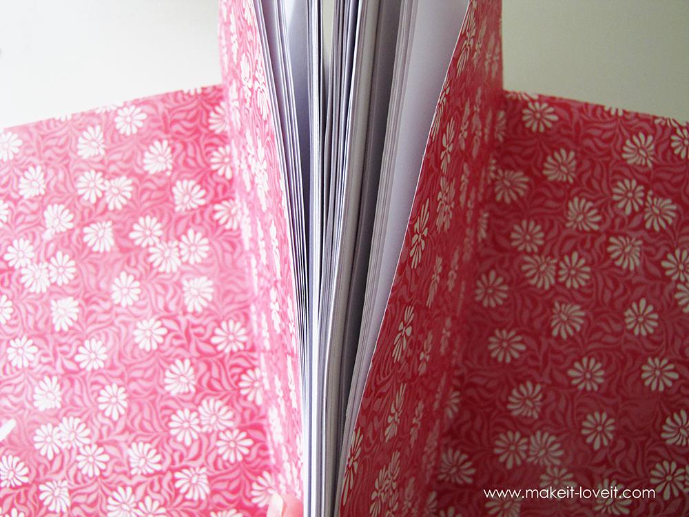 Make this beautiful handmade journal (13)
