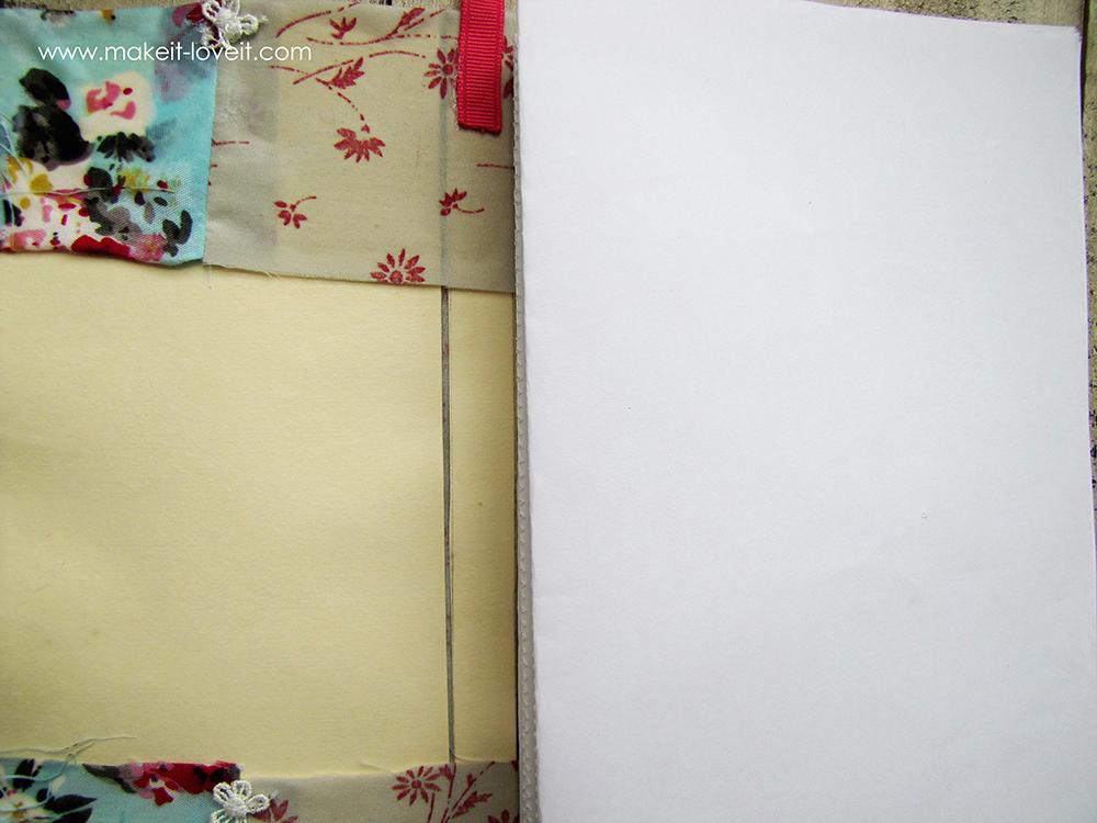 Make this beautiful handmade journal (16)