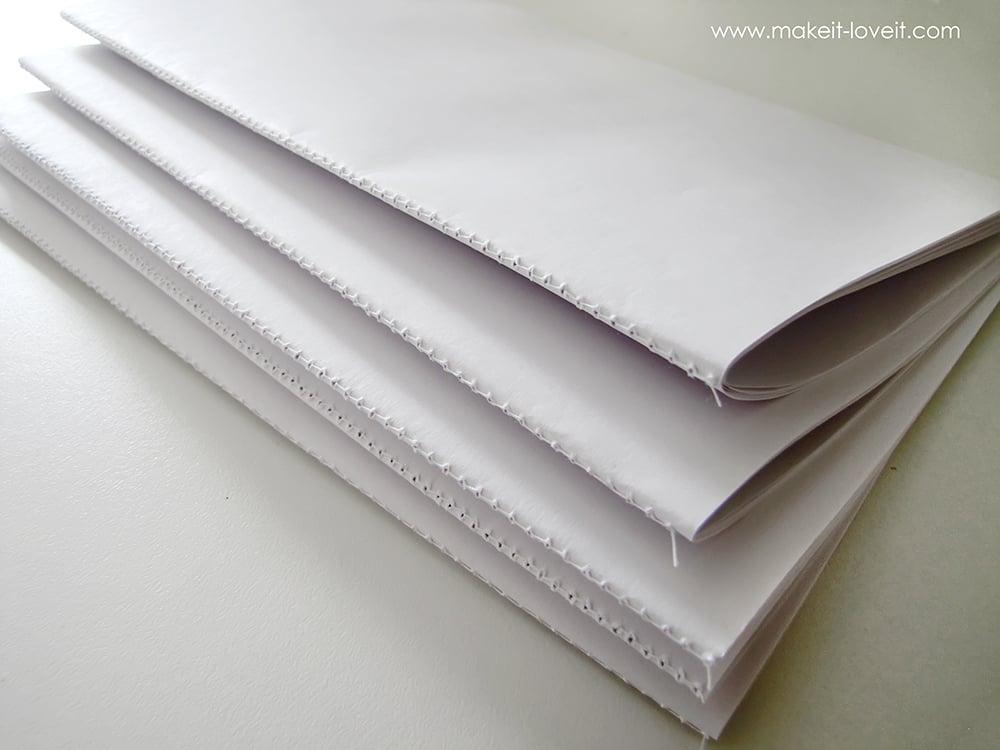 Make this beautiful handmade journal (4)