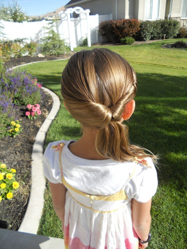 25 Little Girl Hairstylesyou Can Do Yourself Make It And Love It