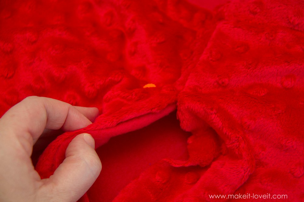 DIY Strawberry Costume 17