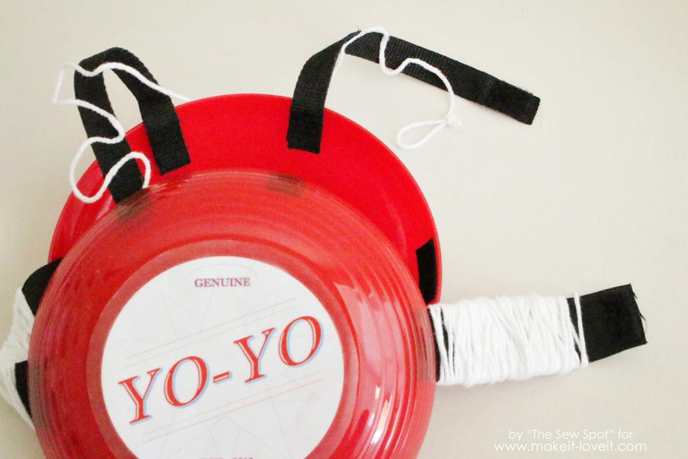 Yo-Yo Costume