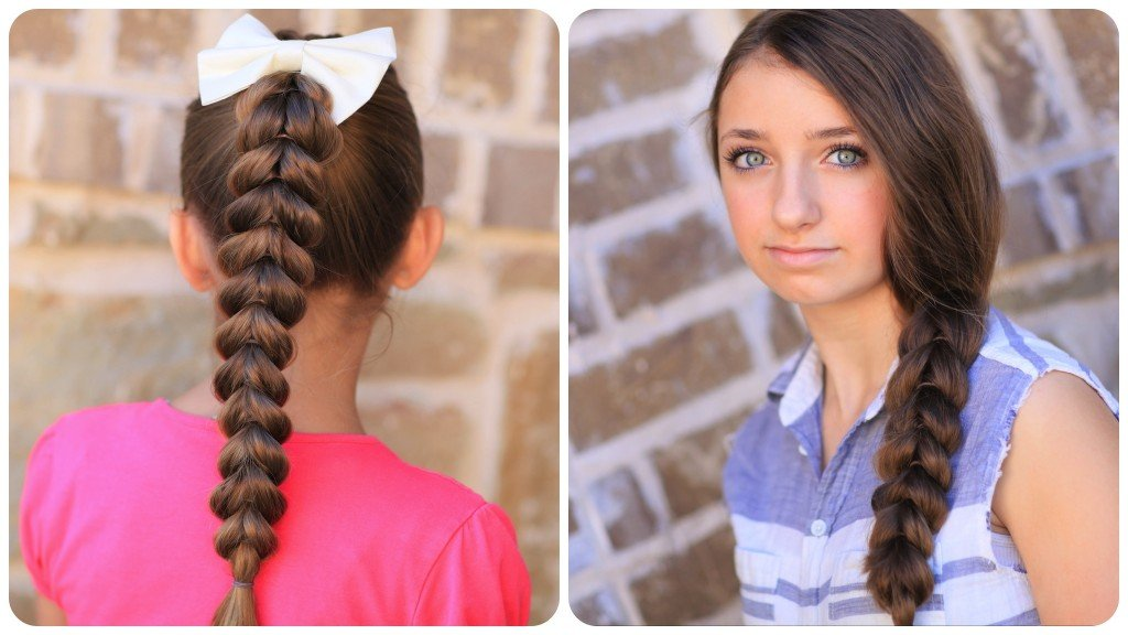 25 Little Girl Hairstyles…you can do YOURSELF! – Make It and Love It