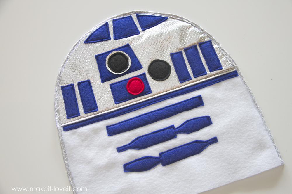 Star Wars R2D2 Dress Costume 12