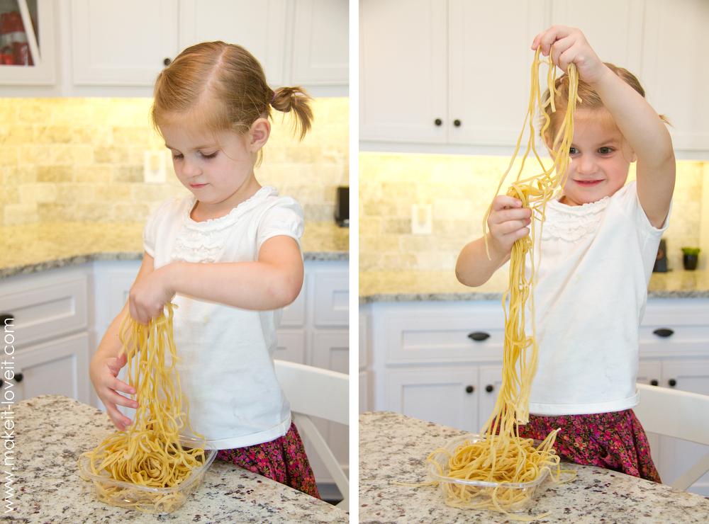 blue apron pasta