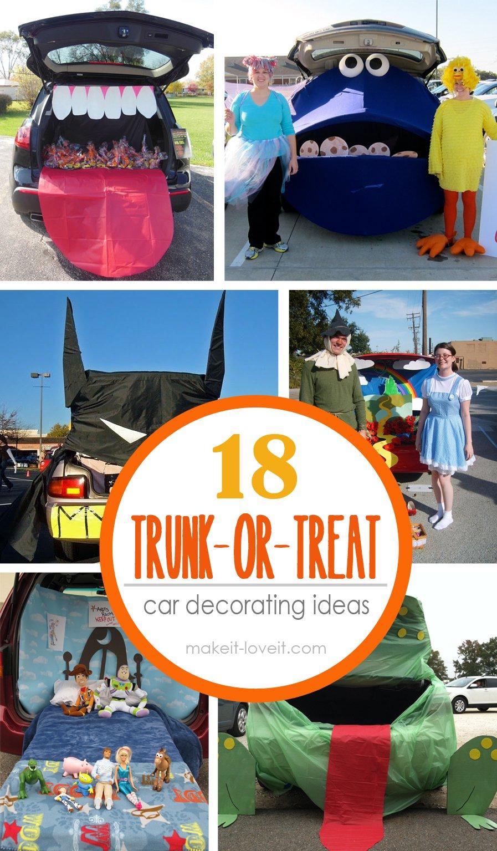 18-trunk-or-treat-ideas