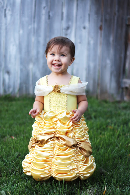 belle21  sc 1 st  Makeit-loveit & 28 DIY Disney Costume Tutorials...that are MUCH cuter than purchased!