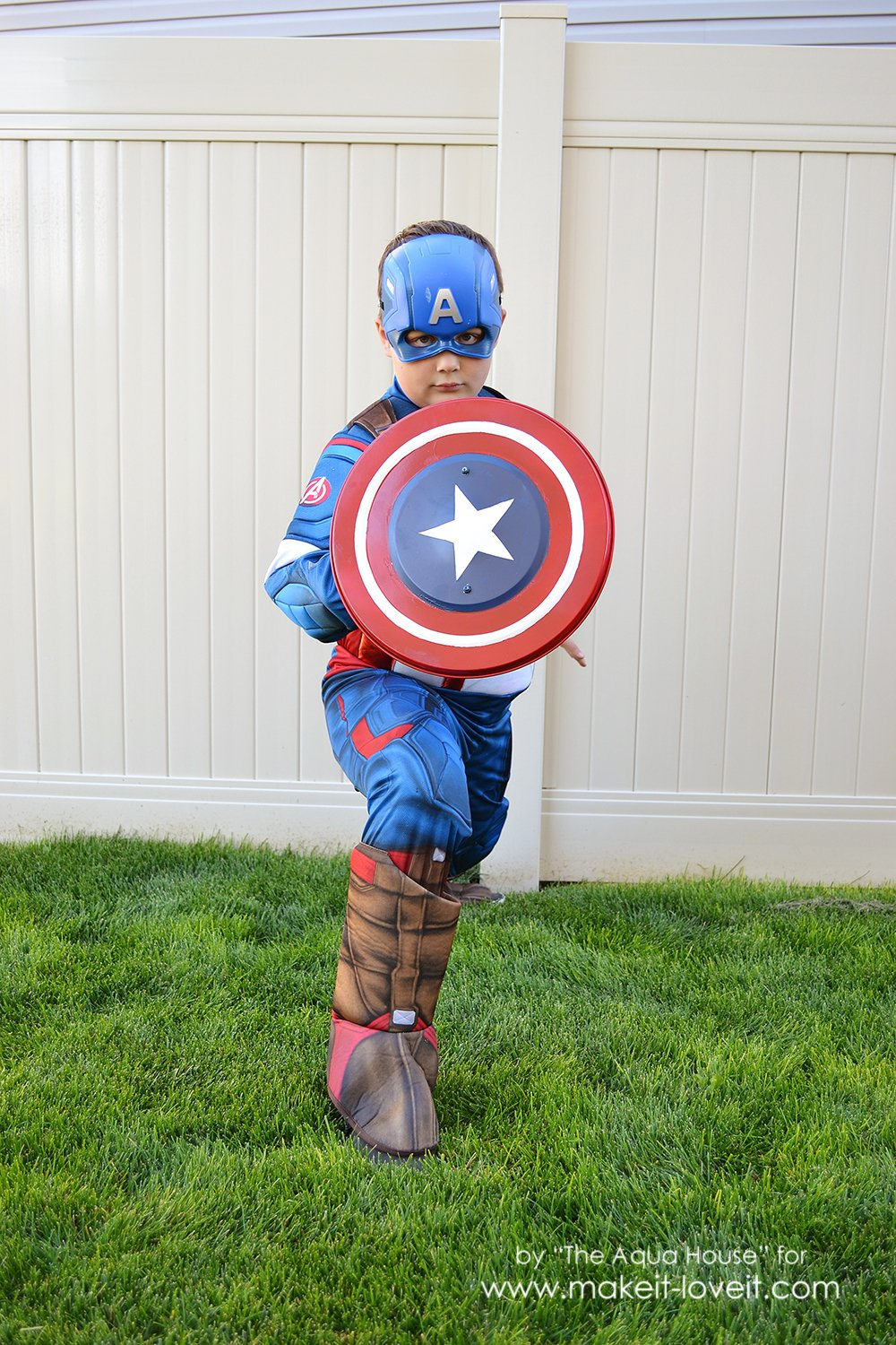 Diy captain america shield an ikea hack make it and for Ikea in america