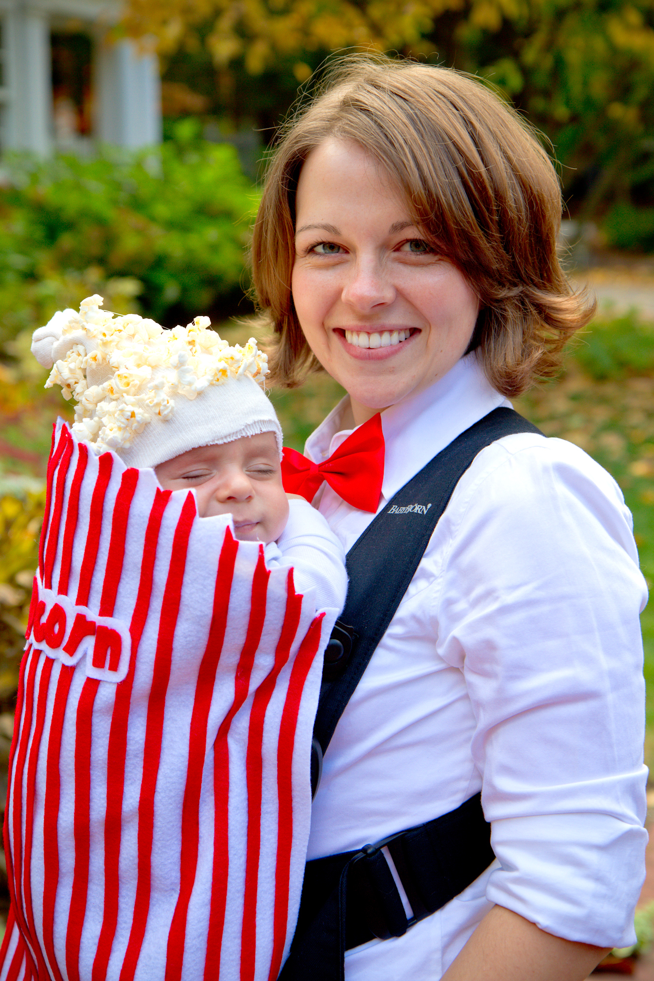 15 hilarious baby-wearing costume ideas! – make it and love it