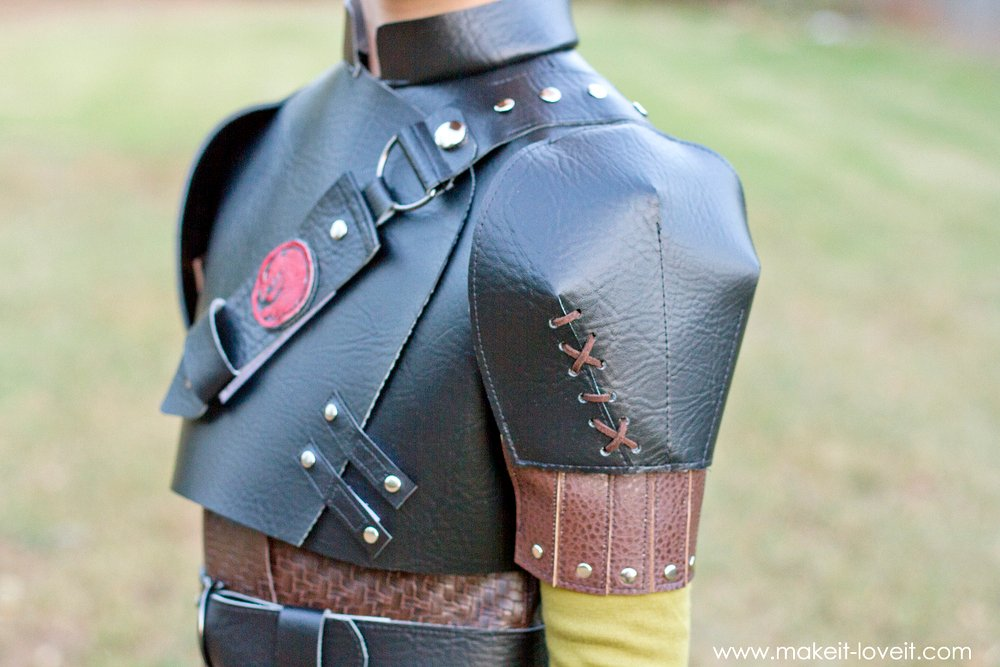 Diy hiccup costumefrom how to train your dragon 2 make it and hiccup costumeom how to train your dragon 2 via ccuart Images