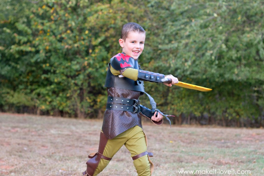 Diy hiccup costumeom how to train your dragon 2 diy hiccup costumeom how to train your dragon 2 ccuart Gallery
