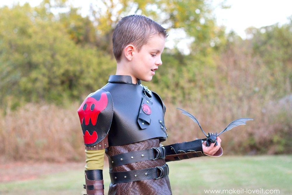 Diy hiccup costumeom how to train your dragon 2 hiccup costumeom how to train your dragon 2 via ccuart Gallery