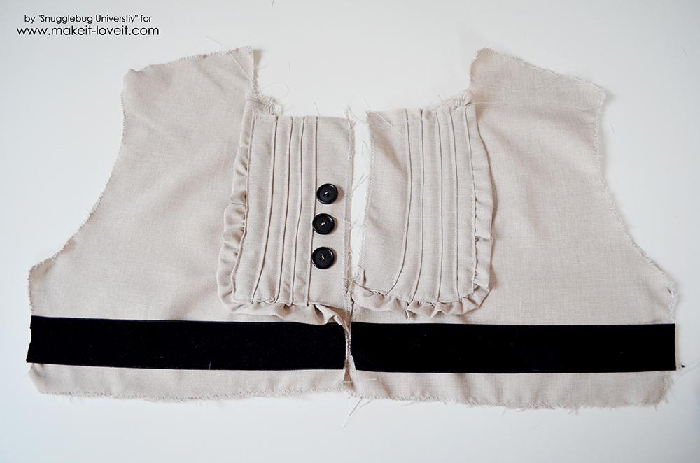 little girls dress coat tutorial (22)