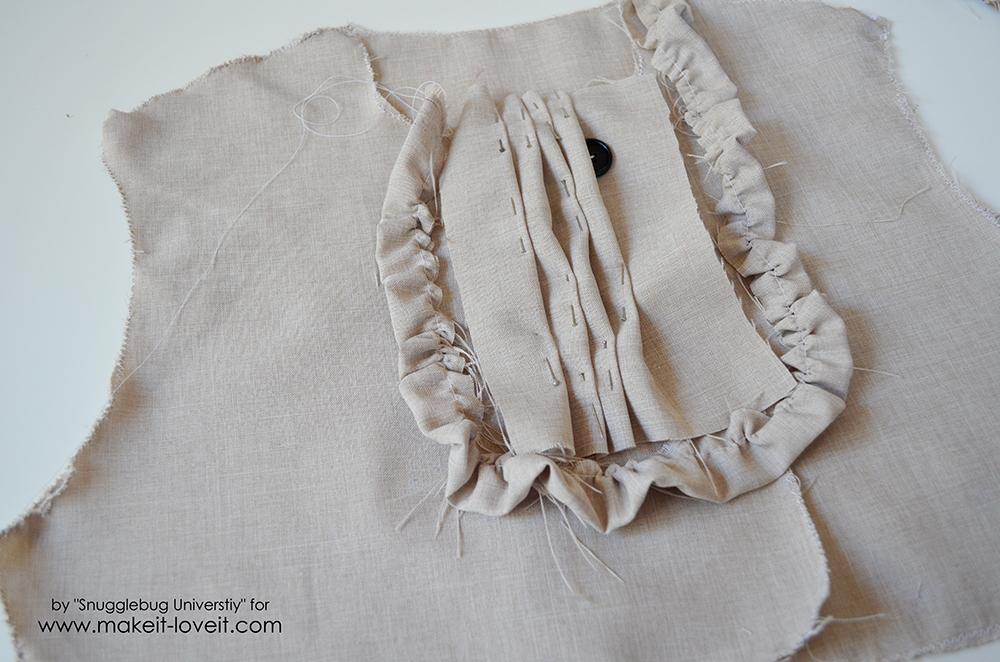 little girls dress coat tutorial (9)