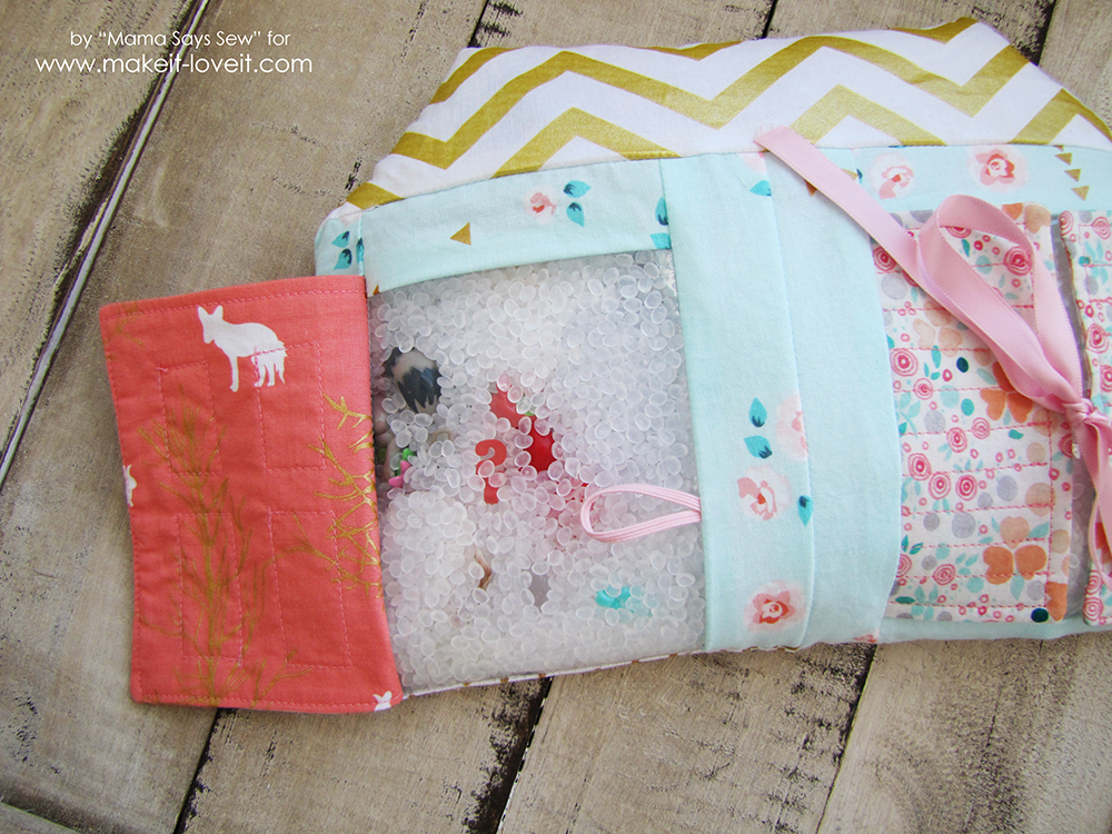 House Shaped Quot I Spy Quot Bag With Free Pattern Make It And