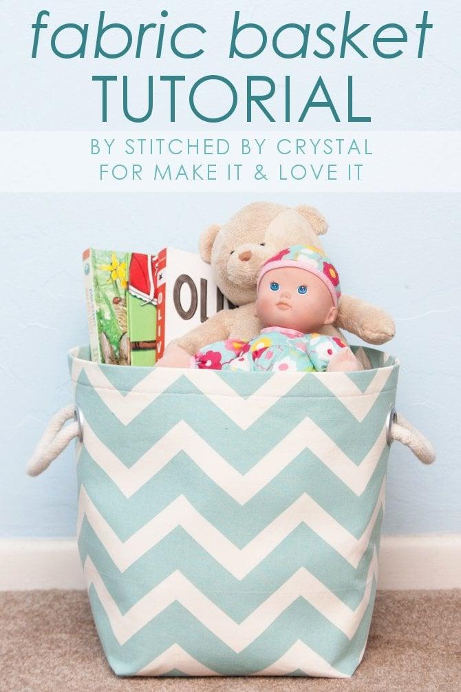 Fabric-Storage-Basket-with-Handles-Tutorial-1