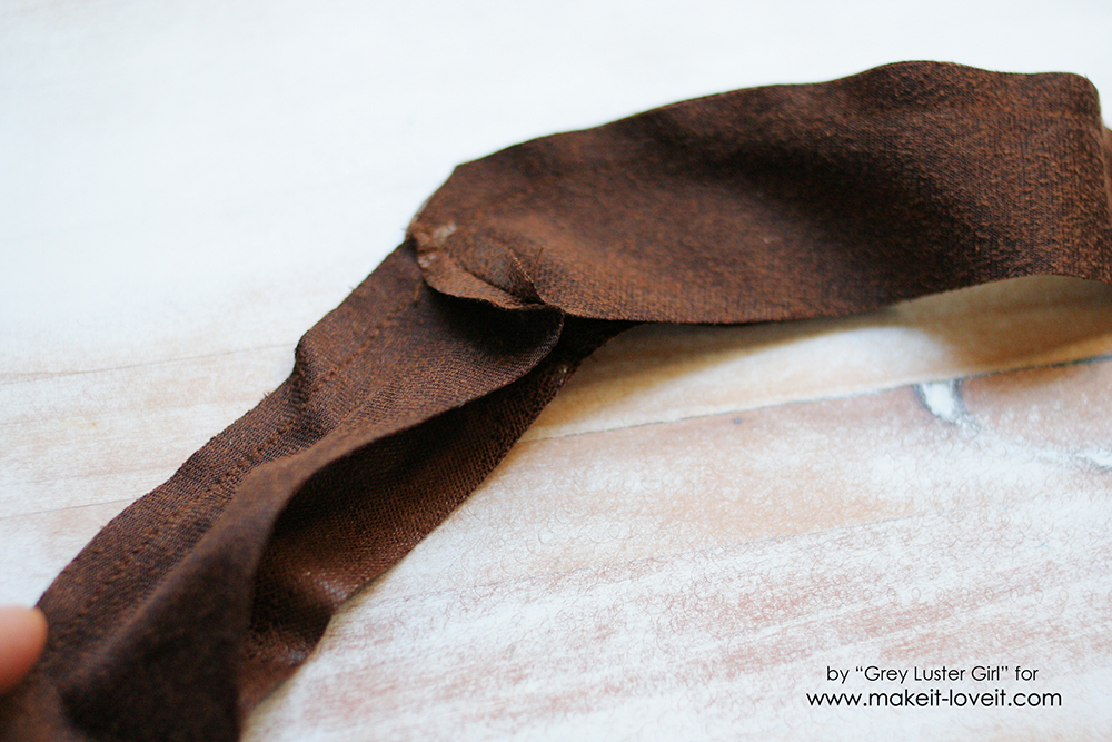 Leather Collar Shirt Refashion (10)