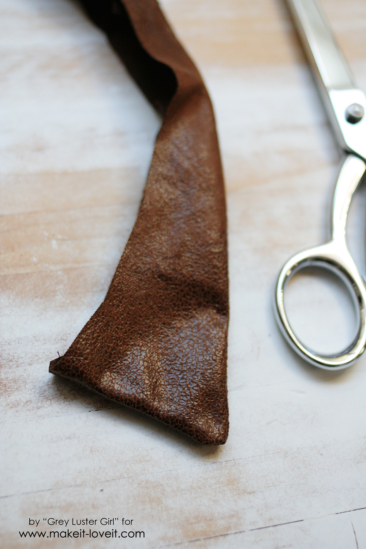Leather Collar Shirt Refashion (11)