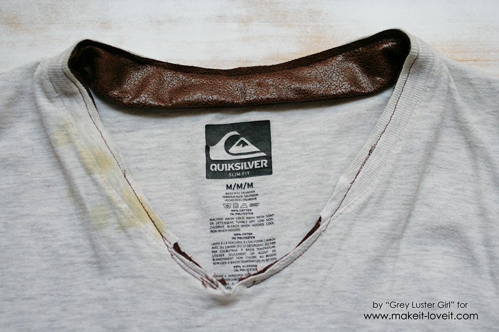 Leather Collar Shirt Refashion (13)